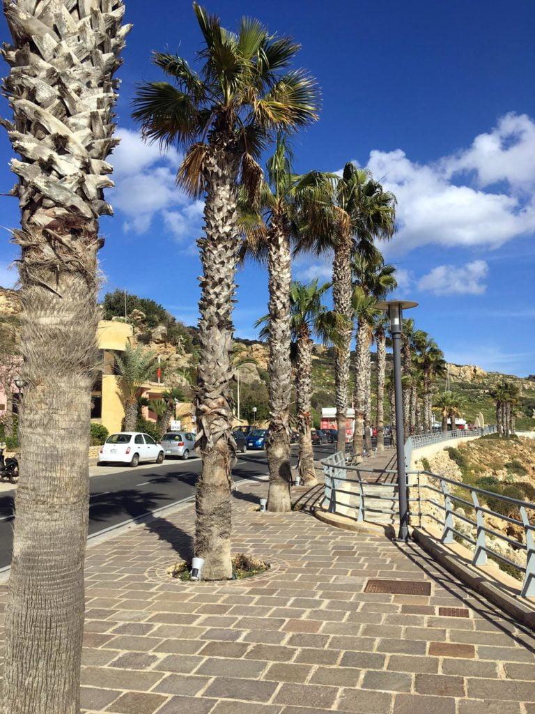 Wyspa Gozo przy Malcie