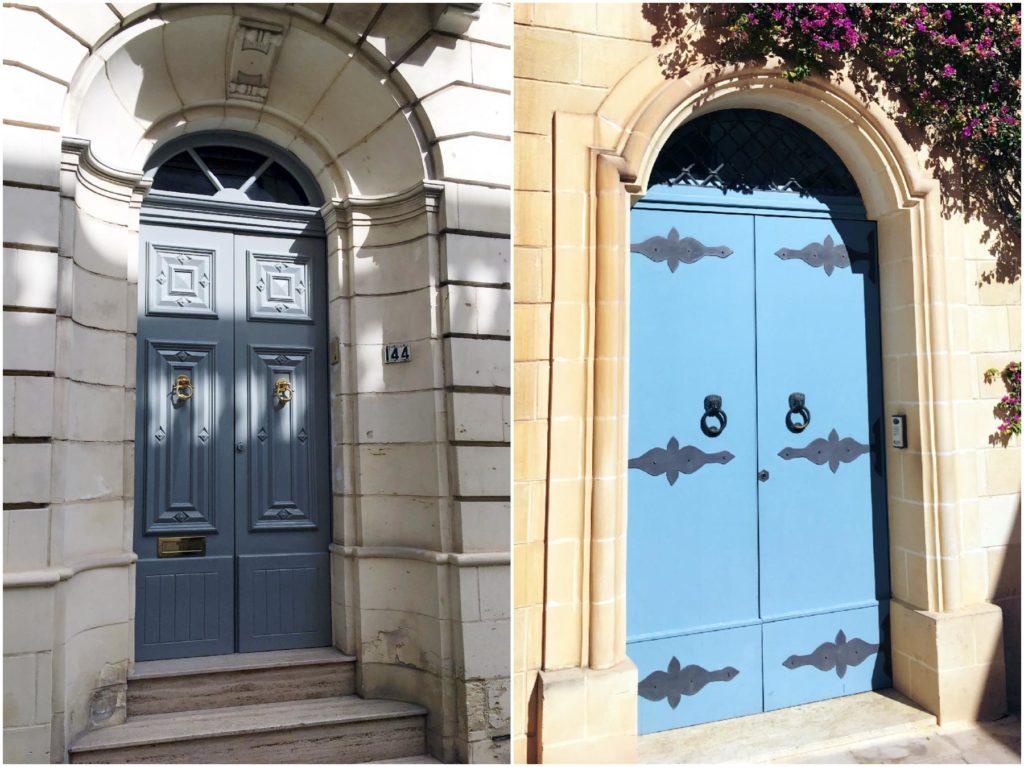 Drzwi na Malcie