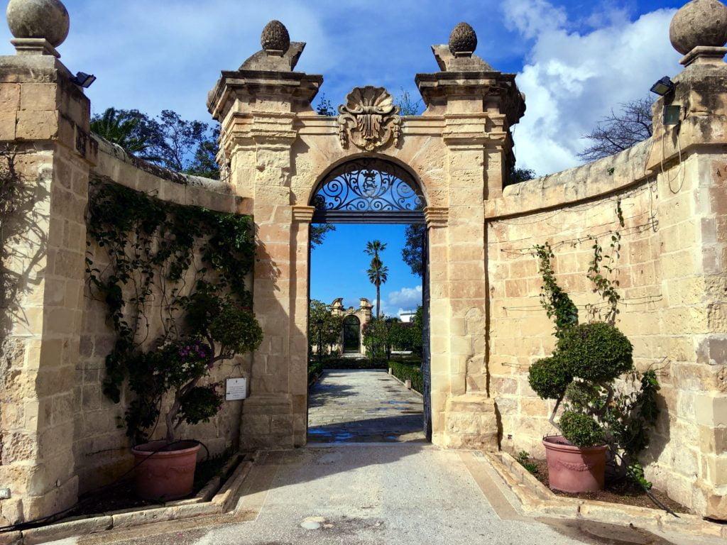 Palazzo Parisio w Naxxar na Malcie