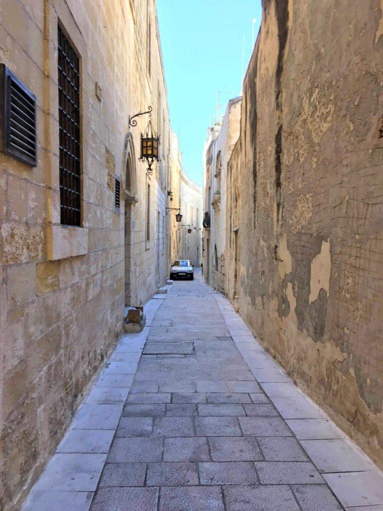 Mdina na Malcie
